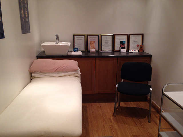 Beauty therapy clinic Yate Bristol