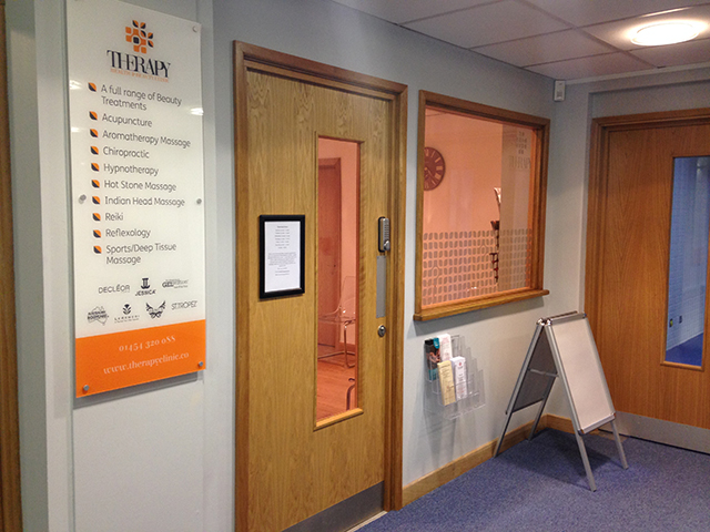 Therapy clinic in Yate